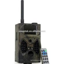 Preto 940nm sms controle gprs caça câmera HC300M