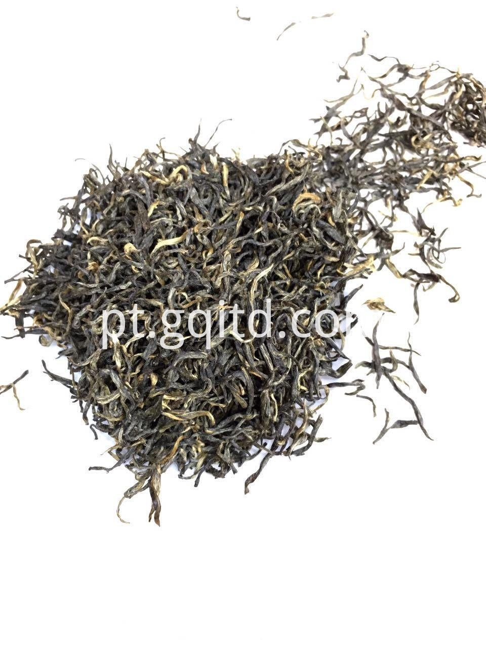 Organic Slimming Black Tea