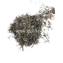high quality thin leaf loose black tea jinjunmei