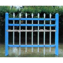 galvanized steel fence panels