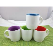 Hotsale dentro de la taza de café de cerámica esmaltada