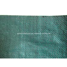 Barrière de Weed de géotextile tissée de Vigin de 100% pp utilisée dans l'agriculture