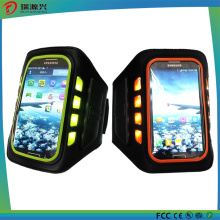 Innovative Breathable Patent Charging Armband with Polymer Batter