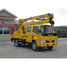 New Dongfeng aerial vertical man lift vehicle price