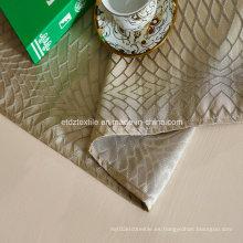2016 Morden Cortina de ventana de poliéster suave textil