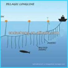 Красное глубокое море Перетаскивание рыболовных сетей на продажу