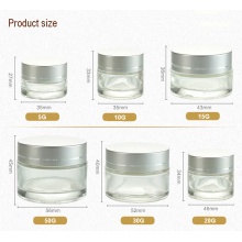 Cosmetic Cream Box Cream Jar (NBG18)