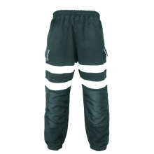 Cotton Knitted Flannel Flame retardant Pants