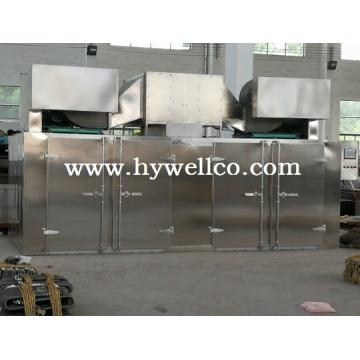 Dewatering Fruit Slice Dryer Oven