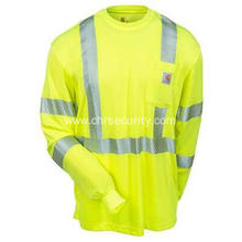 Men's Lime Force Long Sleeve Shirt