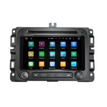 Sz Hualingan Hl-8511 Lecteur DVD de voiture avec caméra inversée pour Dodge RAM 1500 (2014--) Jeep Renegade (2015--)