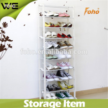 Display Shelf Plastic Shoe Rack