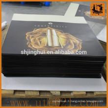 feuille de PVC de pvc / bannière flexible de PVC pour l'impression extérieure