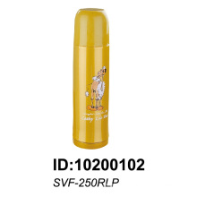 18/8 Stainless Steel Double Wall Insulated Vacuum Flask Svf-250rlp