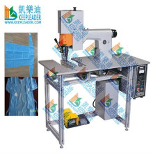 Lace/Fabric/Non-Woven Cloth/Surgical Gown Ultrasonic Sewing Machine
