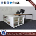 Elegant Style Simple Design Office Table Manager Desk (HX-6M046)