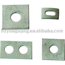 power fitting electric equipment Accessories power pole assembly hole gasket stamping electric pole fitting
