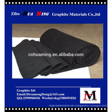 Chinese manufacturer of graphite felt with high carbon content