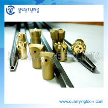 Various Type of Rock Blasting Tapered Stainless Drill Rods