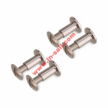 2016 China Supplier Steel Chicago Screw Manufacturer Fasteners