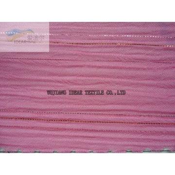 schlichte gefärbte Polyester Crepe Chiffon für Lady Kleid