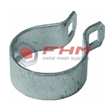 Aksesoris Post Band of Chain Link Fence Fittings