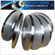 Aluminium Foil Compound Polyester Film Laminated Belt for Cable Shielding