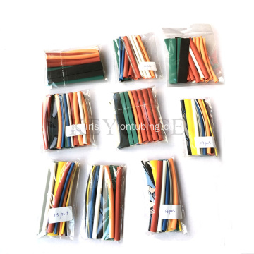 13PCS Thin Wall impermeables Sleeve Tubing Kits