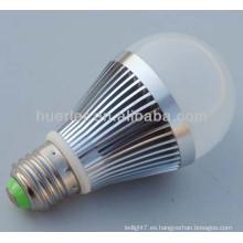 Alta calidad buena venta 100-240v 220v e27 120 voltios llevó los bulbos 120 voltios