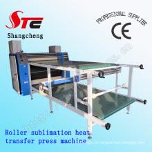 Máquina de transferência de calor de rolo de máquina de sublimação Máquina de transferência de calor de rolo de máquina de sublimação
