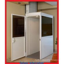 Vvvf Low Price Passenger Villa Home Lift Hot Sale