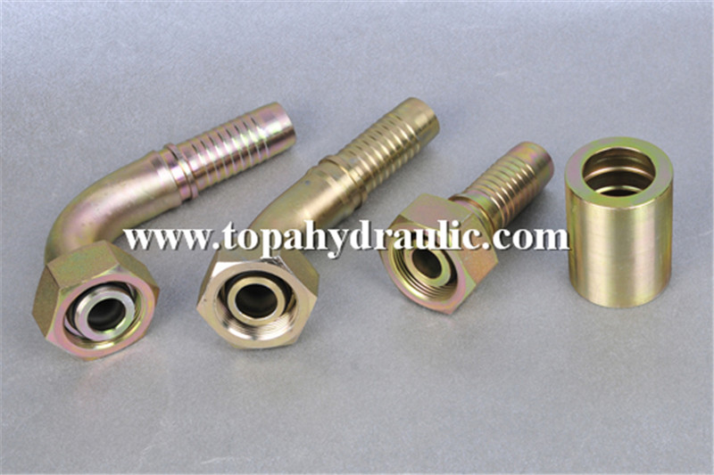 hydraulic hose fittings types