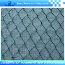 Steel Chain Link Wire Fencing with SGS Report