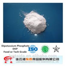 DKP Food Grade Dipotassium Phosphat, Puffer, Emulgator, Antioxidantienynergistische Agent --- Fabrik