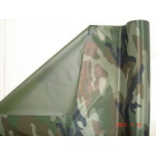 Camouflage Printed 190t/PVC for Raincoat!