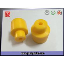 Rolo HDPE resistente a UV amarelo para uso externo