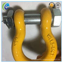 Us Type Electric Galvanized G2130 Shackle