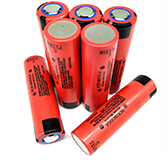 best led flashlight battery NCR18650GA BATTERY cell