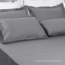 CVC 20/80 Jacquard Bed Sheets