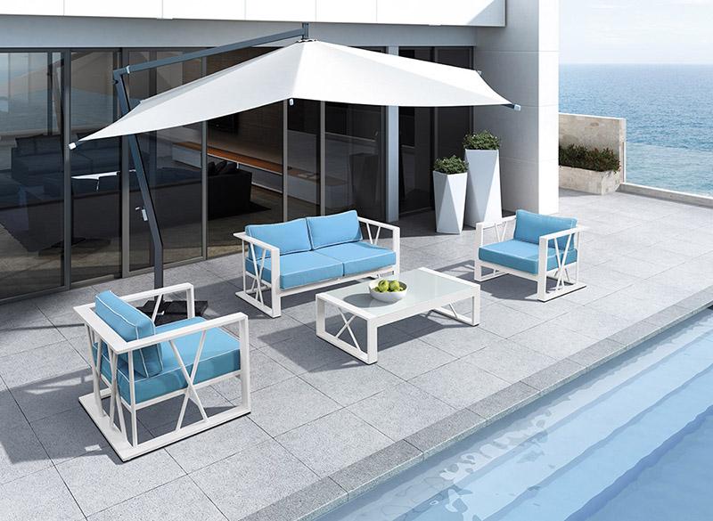 Aluminum Sofa Furniture