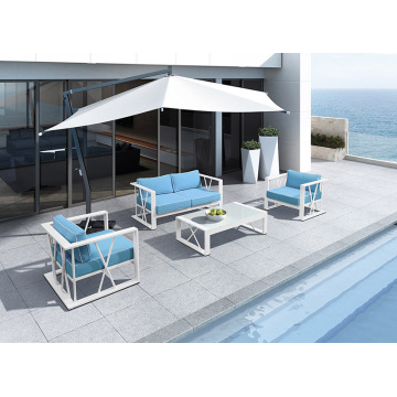 2017 Hot Design PE Rattan Patio Möbler