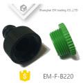 EM-F-B220 Adaptador para conector de mangueira de jardim em plástico