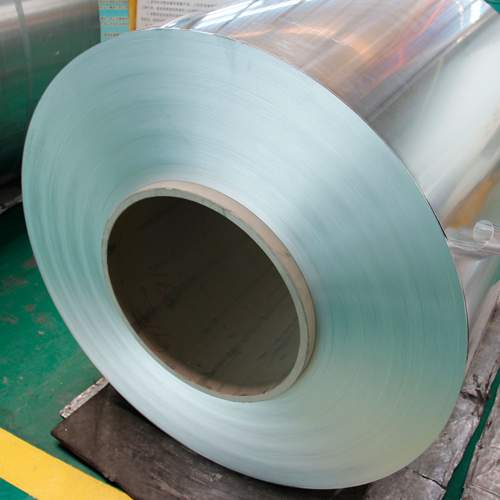 China 8011 Aluminum Foil Manufacturer