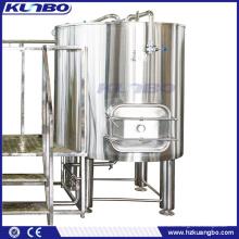 KUNBO Brewery Équipement de brassage 10BBL Mash Tun Lauter Tun