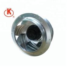 Вентилятор центробежного вентилятора фарфора 115V 310mm алюминиевый вентиляторный