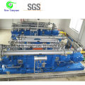 Stationary CNG Gas Compressor for CNG Mother Refueling Station