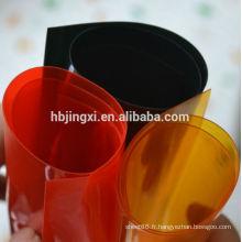 Rideau de PVC de soudure