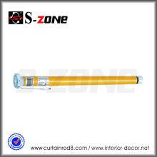 Moteur à obturation à rouleaux tubulaires de 25 mm pour stores à auvent à volets roulants