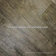 Micro bevel Click Vinyl Plank Suelo