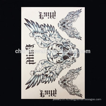 OEM оптовой паники крыло татуировки руку руку татуировки известных татуировки руку талии W-1007